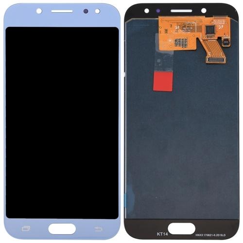 تاچ ال سی دی گوشی موبایل سامسونگ ای سی دار (blue)j730