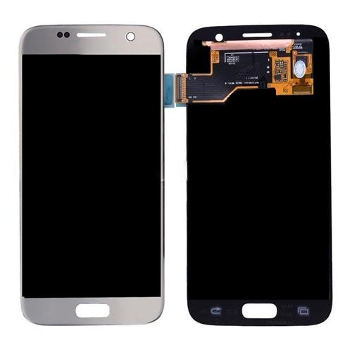 تاچ ال سی دی گوشی موبایل سامسونگ S7 (SILVER)