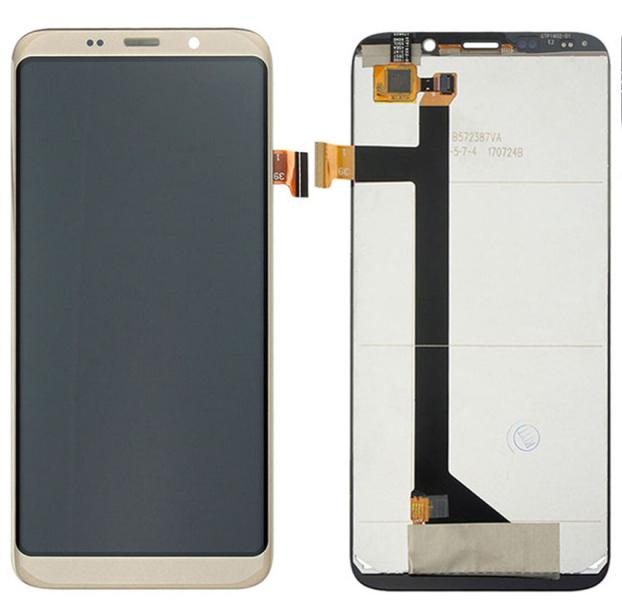 تاچ ال سی دی گوشی موبایل سامسونگ S8 (GOLD)