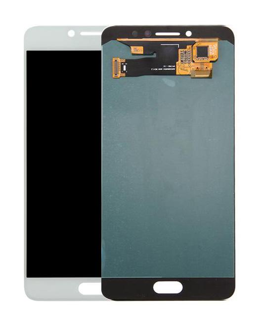 تاچ ال سی دی گوشی موبایل سامسونگ آی سی دارC7PRO (WHITE)