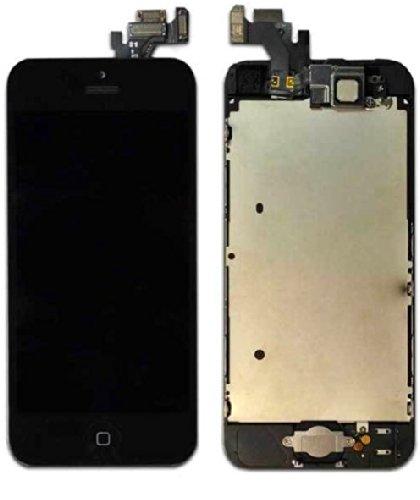 تاچ و ال سی دی چنج گلس گوشی موبایل آیفون ۵
