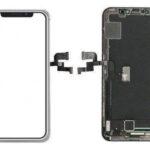 تاچ و ال سی دی چنج فلت گوشی موبایل آیفون X