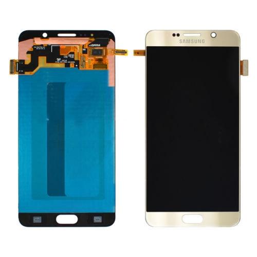 تاچ ال سی دی گوشی موبایل سامسونگ NOTE8 (GOLD)
