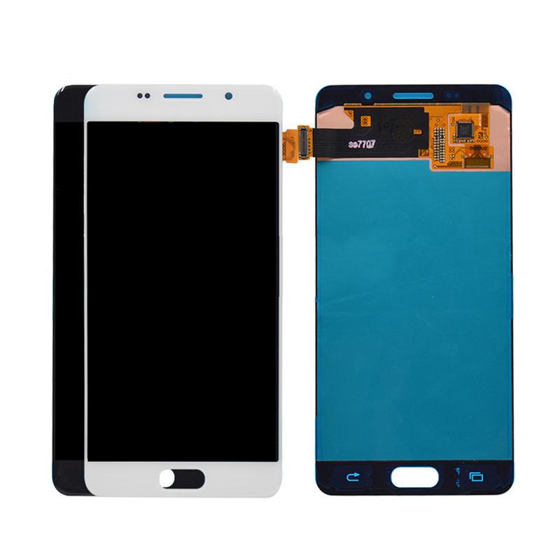 تاچ ال سی دی گوشی موبایل سامسونگ آی سی دار(A510( WHITE