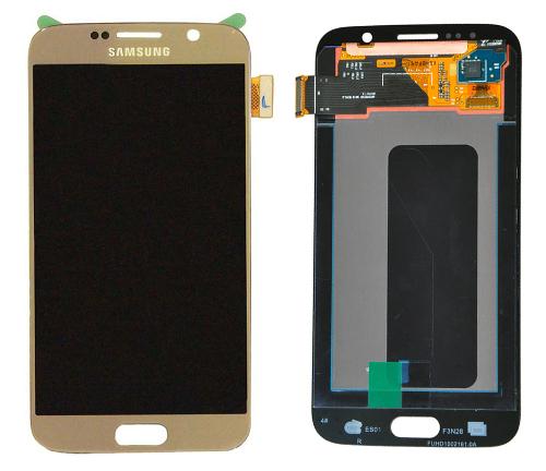 تاچ ال سی دی گوشی موبایل سامسونگ C500 (GOLD)