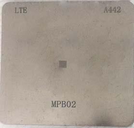 شابلون A442 مناسب برای آی سی تغذیه MPB02 برد گوشی های موبایل سامسونگ