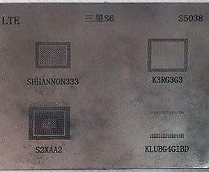 شابلون S5038 مناسب پایه سازی آی سی برد گوشی موبایل سامسونگ S6