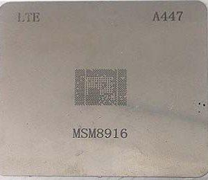 شابلون آی سی سی پی یو کوالکام MSM8916 مناسب برد گوشی های موبایل