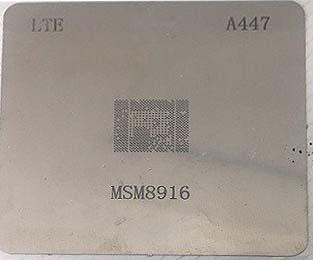 شابلون A447 مناسب آی سی سی پی یو کوالکام MSM8916