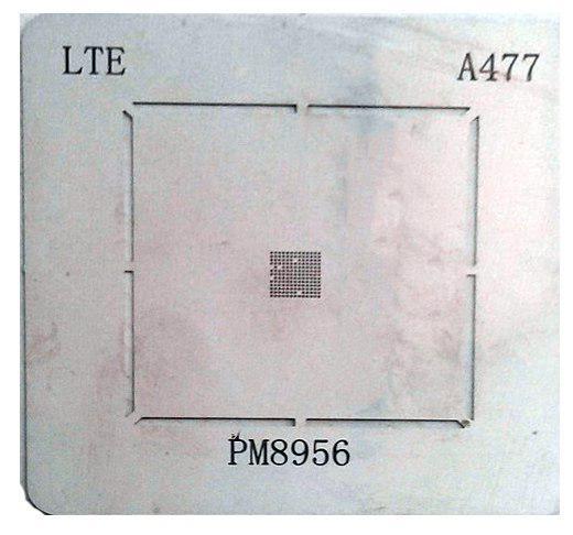 شابلون A477 آی سی تغذیه کوالکام PM8956 مناسب برد گوشی های موبایل