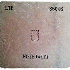 شابلون S5046 مناسب پایه سازی آی سی wifi گوشی موبایل سامسونگ note4
