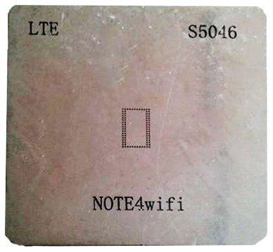شابلون S5046 مناسب پایه سازی آی سی وای فای گوشی موبایل سامسونگ نوت ۴