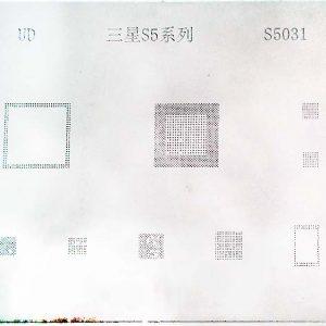 شابلون S5031 مناسب پایه سازی آی سی برد گوشی موبایل سامسونگ S5