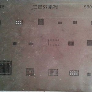 شابلون S5048 مناسب پایه سازی آی سی برد گوشی موبایل سامسونگ S7
