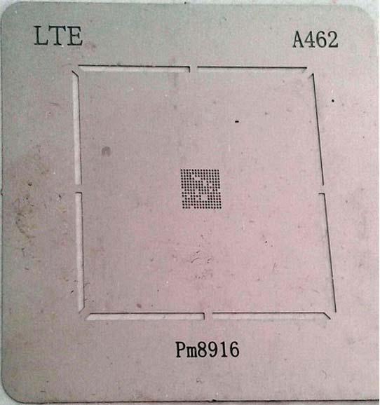 شابلون آی سی تغذیه PM8916 مناسب برد گوشی موبایل سامسونگ سری A و E