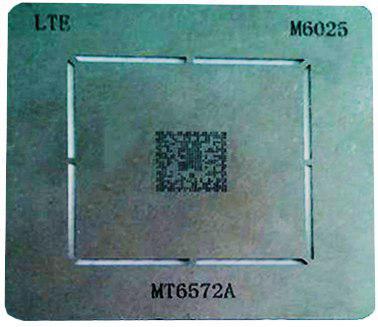 شابلون M6025 مناسب آی سی سی پی یو MT6572A برد گوشی موبایل هواوی