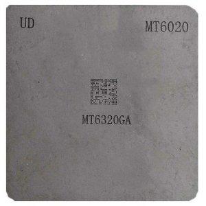 شابلون MT6020 مناسب پایه سازی و ریبال کردن آی سی MT6320GA