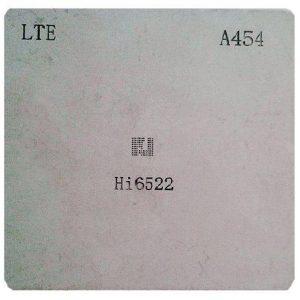 شابلون A454 مناسب پایه سازی و ریبال کردن آی سی HI6522