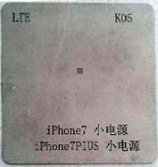 شابلون آی سی K05 مناسب پایه سازی IC برد گوشی های موبایل آیفون 7 و 7 پلاس