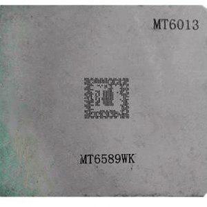 شابلون MT6013 مناسب پایه سازی و ریبال آی سی MT6589WK برد گوشی