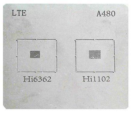 شابلون آی سی وای فای HI1102 و HI6362 مناسی گوشی های موبایل هواوی