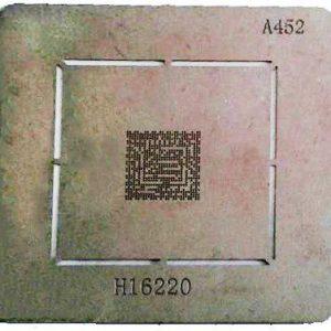 شابلون A452 مناسب پایه سازی و ریبال کردن آی سی HI6220