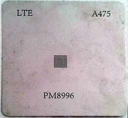 شابلون آی سی تغذیه کوالکام PM8996 مناسب گوشی های Samsung,LG,HTC