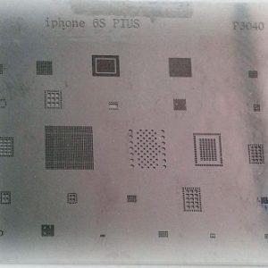 شابلون آی سی P3040 مناسب پایه سازی IC برد گوشی های موبایل آیفون +6s
