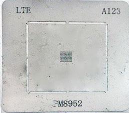 شابلون آی سی تغذیه PM8952 مناسب برد گوشی های موبایل سامسونگ C5 – C7