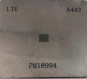 شابلون آی سی تغذیه کوالکام PM18994 مناسب برد گوشی های موبایل اندروید