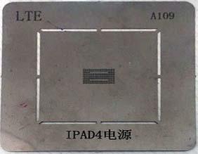 شابلون آی سی A109 مناسب پایه سازی IC برد IPAD4