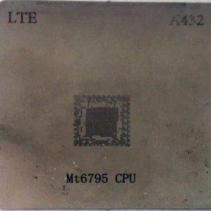 شابلون MT6795 MTK A432 مناسب پایه سازی آی سی های برد گوشی موبایل