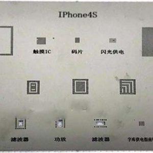 شابلون آی سی JP3006 مناسب پایه سازی IC برد گوشی های موبایل آیفون 4S