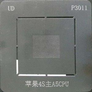 شابلون POWER P3011 4S/A5CPU