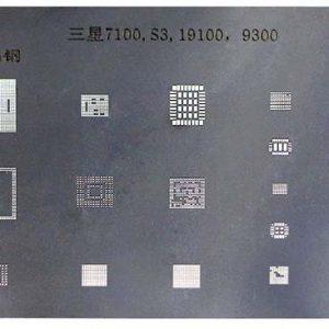 شابلون Samsung S5032