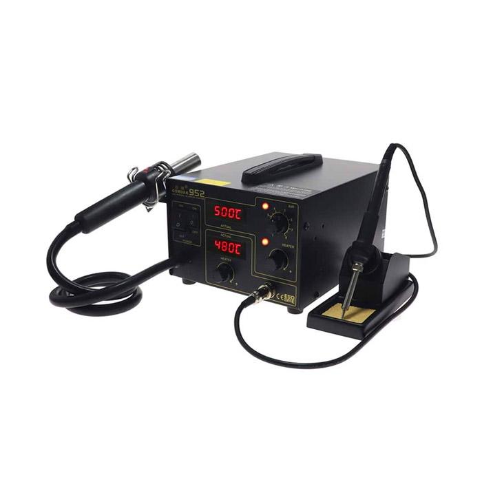 هیتر و هویه گرداک مدل GORDAK 952 مناسب تعمیر بردهای گوشی موبایل