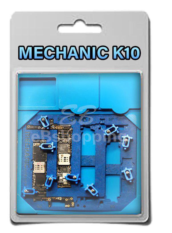 گیره برد مگنتی MECHANIC K10 مناسب نگه داری برد گوشی های موبایل آیفون