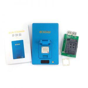 پروگرامر MAGICO BOX مناسب سرویس دهی به گوشی های موبایل آیفون و آیپد