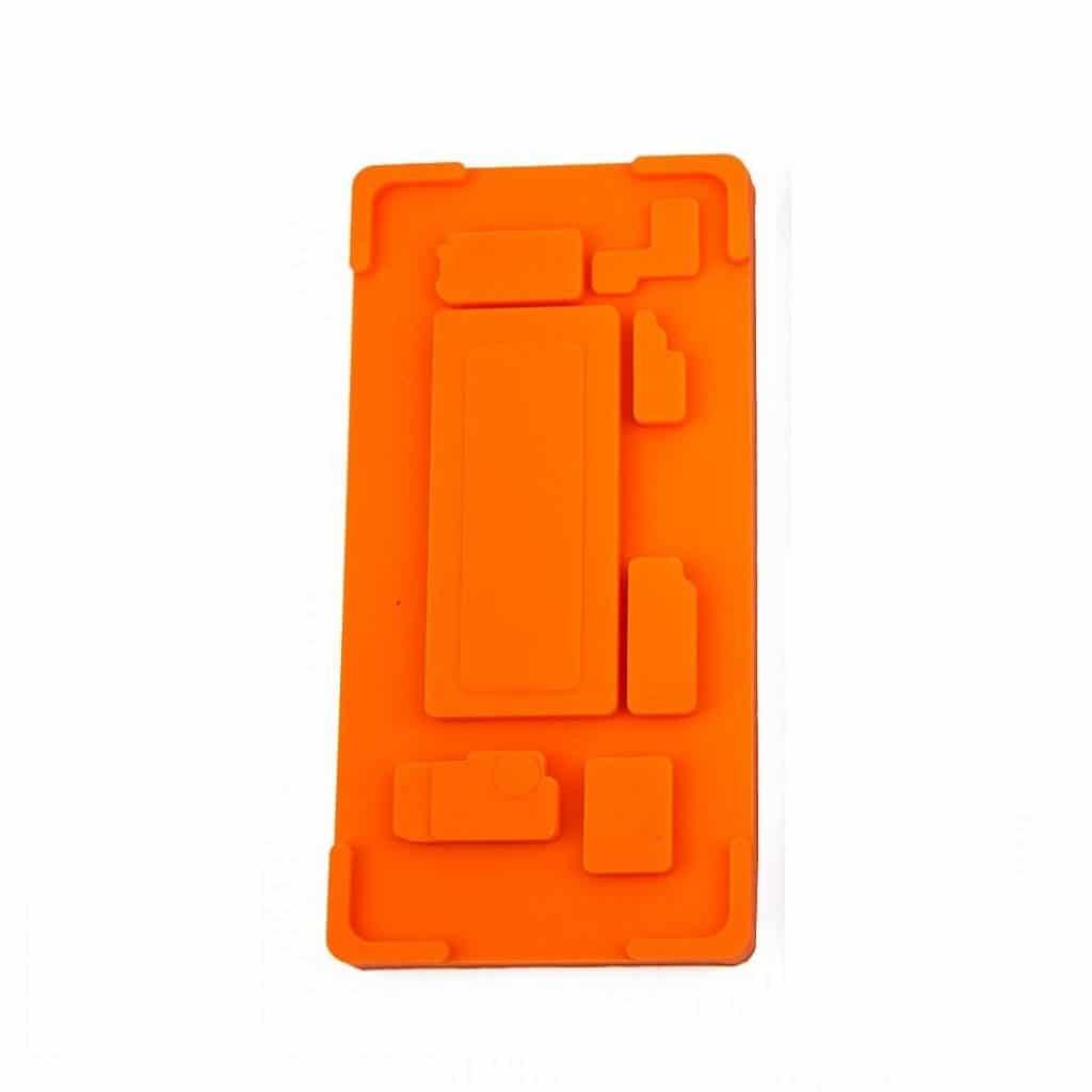 قالب ژله ای با فریم سامسونگ S9 PLUS مناسب تعویض و پرس گلس گوشی