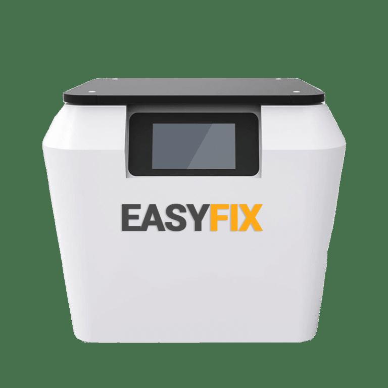دستگاه لمینت 3 کاره EasyFix 2019 مناسب جدا سازی،پرس و حباب گیری گلس