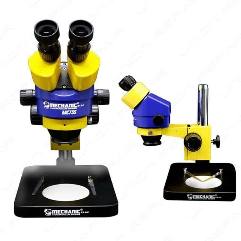 لوپ آنالوگ دو چشم مکانیک Mechanic MC75S مناسب تعمیرات برد گوشی موبایل