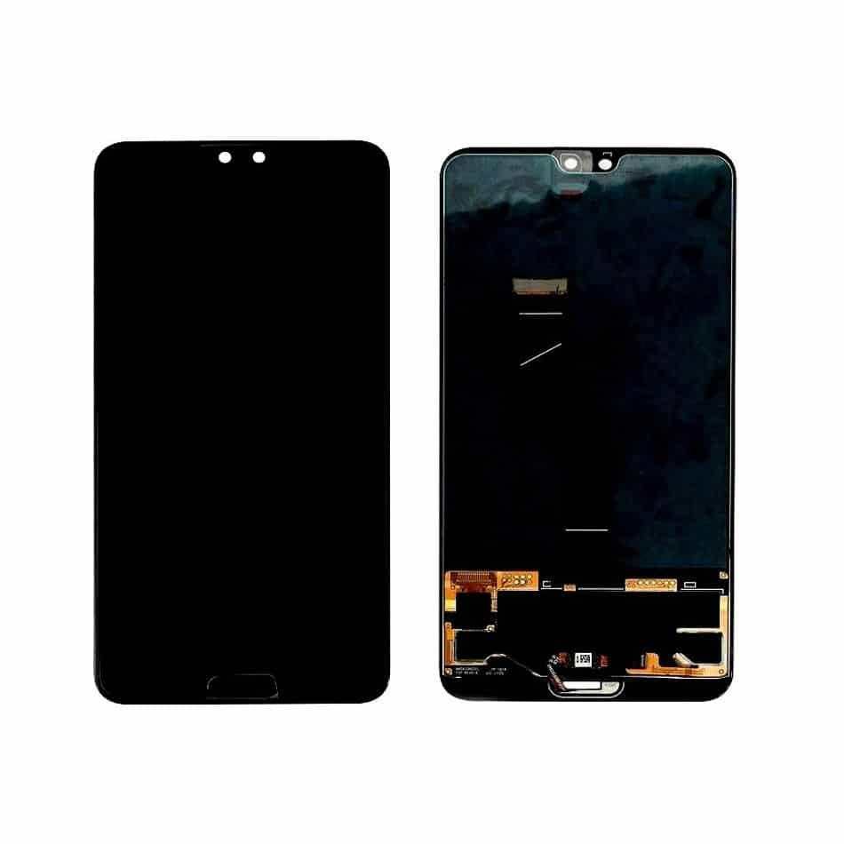 تاچ و ال سی دی اصلی شرکتی گوشی موبایل Huawei P20 با ابعاد ۵٫۸ اینچ