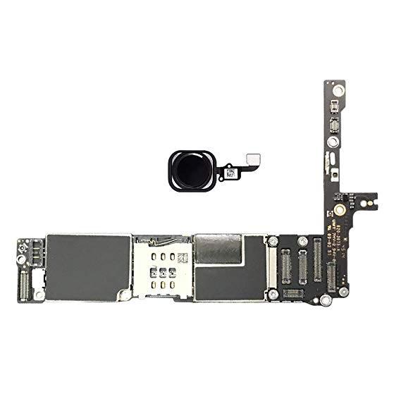 برد اصلی گوشی موبایل آیفون ۶ پلاس ۱۶ گیگابایت دست نخورده به همراه تاچ آیدی