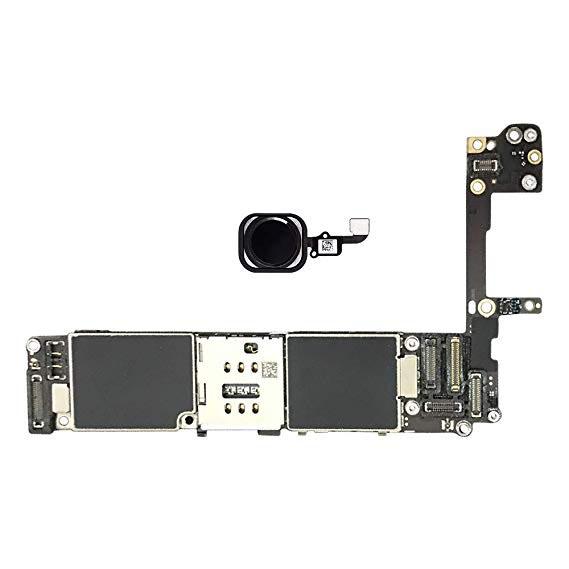 برد اصلی گوشی موبایل آیفون 6 اس 64 گیگابایت دست نخورده به همراه تاچ آیدی