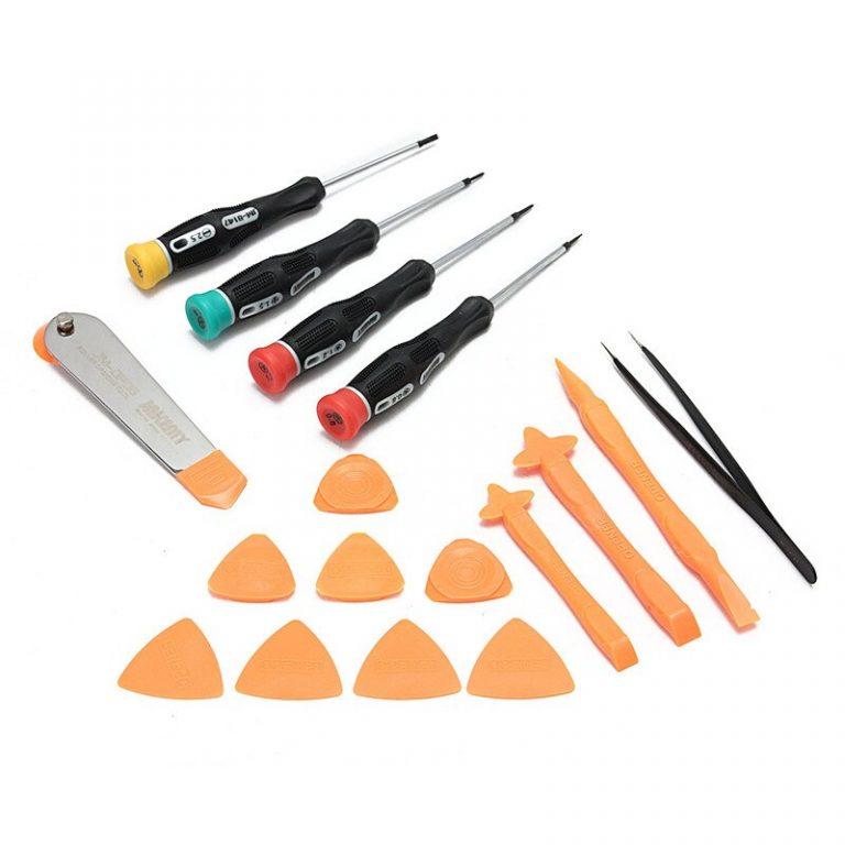 ست ابزار پیچ گوشتی 18 در 1 حرفه ای JAKEMY JM-9103 مناسب تعمیرات
