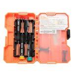 ست ابزار پیچ گوشتی 18 در 1 حرفه ای JAKEMY JM-9103