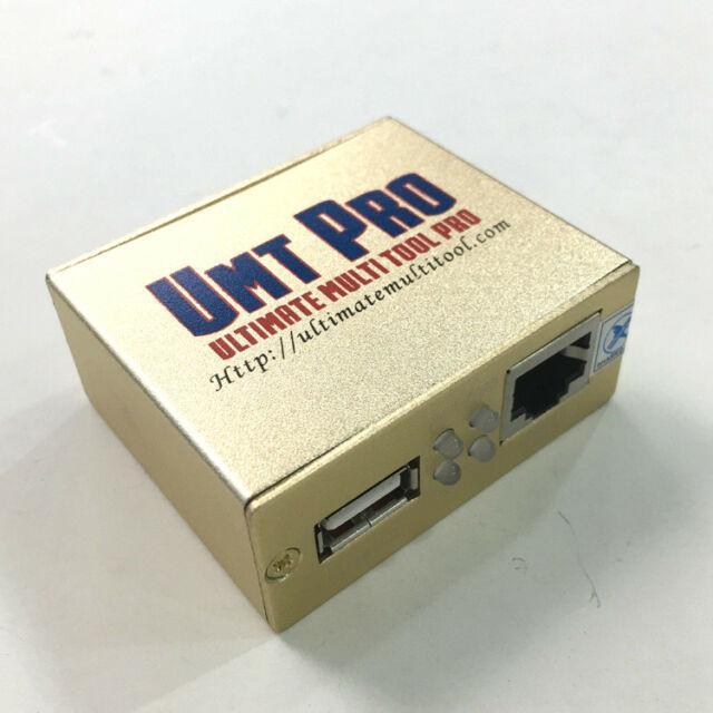 باکس تعميرات موبايل مدل UMT PRO مناسب آنلاک و فلش همه مدل های گوشی