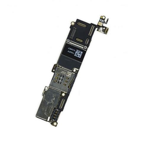 برد آیکلود سالم و روشن IPHONE 5S 32GB مناسب تعویض قطعات و SWAP