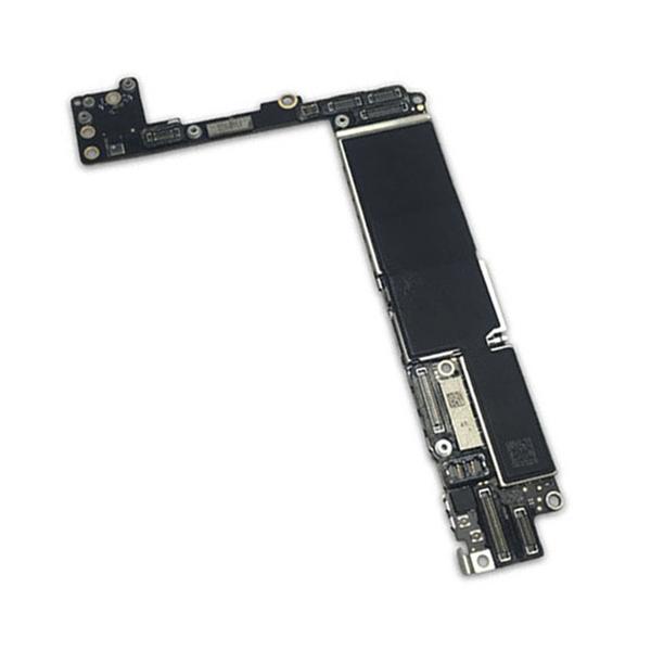 برد آیکلود سالم و روشن IPHONE 7+ 128GB جهت تعویض قطعات و SWAP