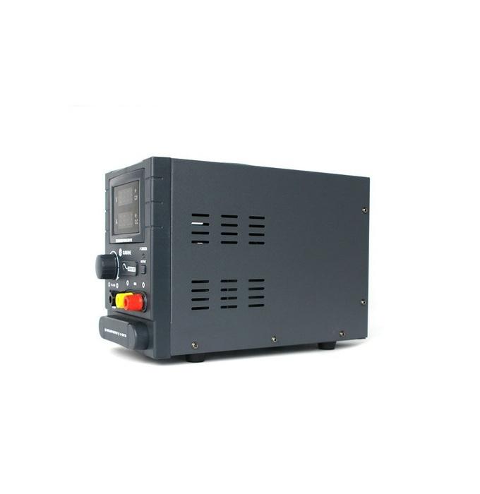 منبع تغذیه دیجیتالی سانشاین 30 ولت 5 آمپر SUNSHINE P3005DA مناسب تعمیر موبایل